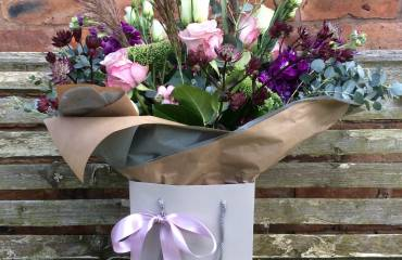 Hand Tied Gift Bouquet Workshop