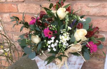 Make Supermarket Flowers Look Amazing