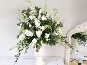 Pedestal Flower workshop