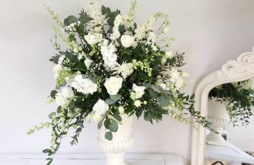 Pedestal Arrangement for Venues and Churches