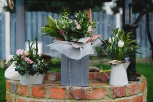 Learn new Floristry Skills, flower arranging