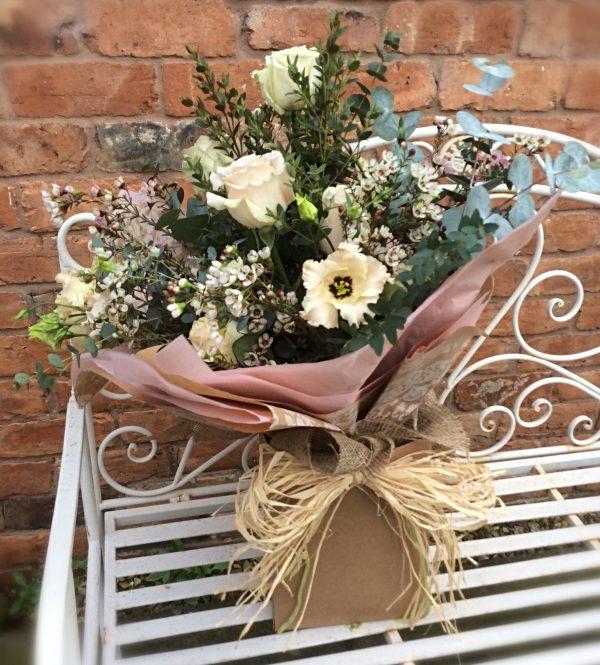 Hand Tied Flower Gift Bouquet