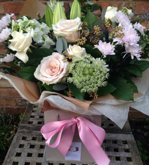 Hand Tied Flower Gift Bouquet