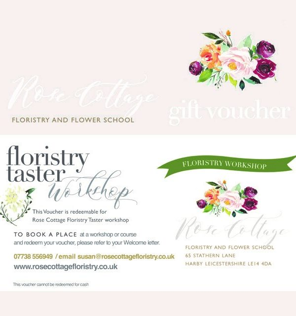 Floristry Taster Workshop Voucher