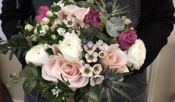 Wedding Floristry workshop